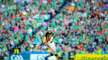 TJ Reid's penalty against Limerick: He has scored 5-72; 3-11 from play. Photograph: Inpho/Tommy Dickson