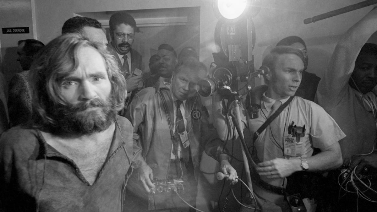 Charles Manson, Quentin Tarantino and the murders that