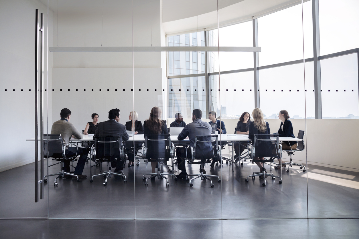 Holding out: Just three FTSE 350 companies have all-male boards