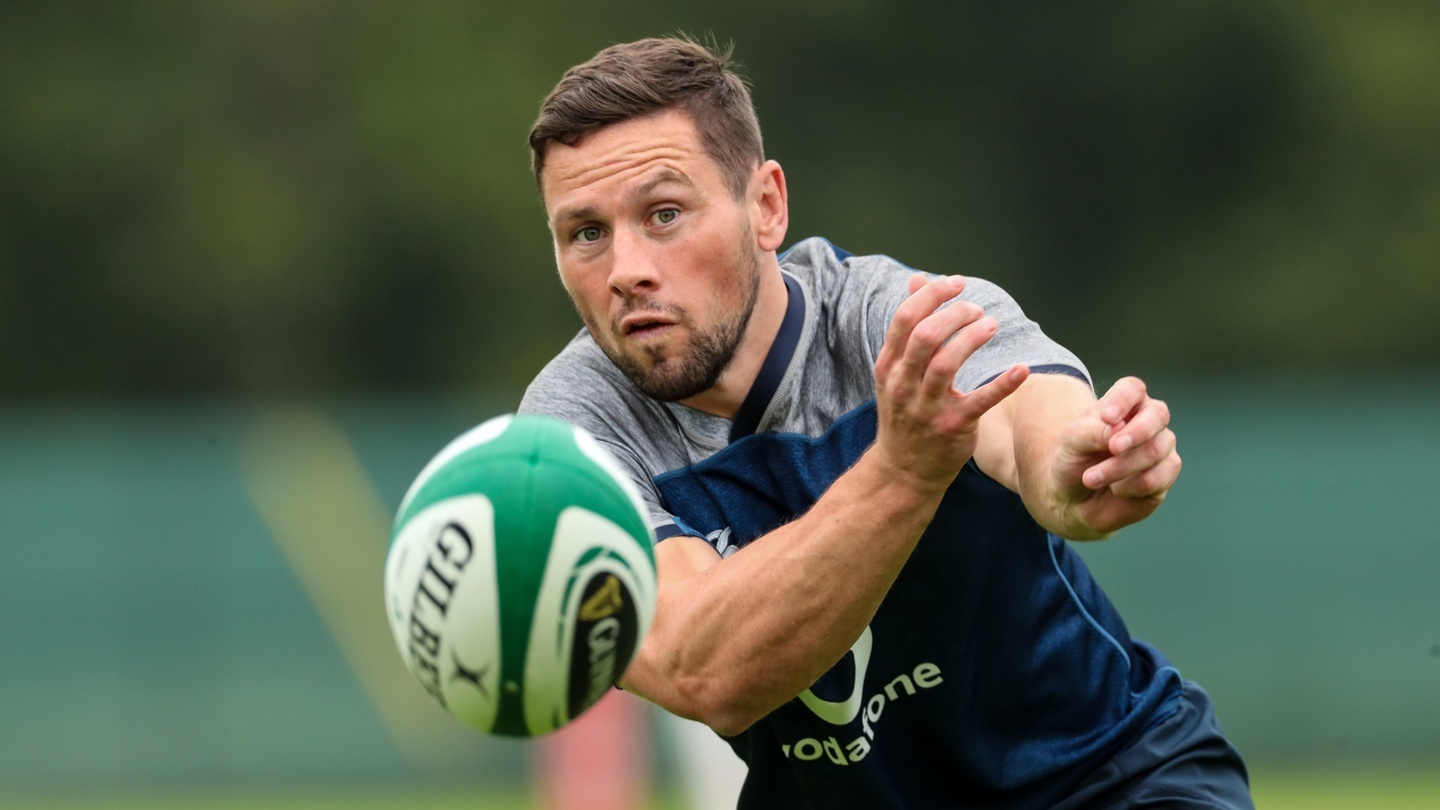 John Cooney cut from Ireland's Rugby World Cup squad