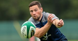 John Cooney has been cut from Ireland's Rugby World Cup squad. Photograph: Billy Stickland/Inpho