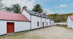 Country: Creeve, Rathmullan, Co Donegal