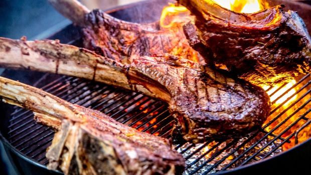 Although there will be some vegetarian and vegan food on offer, the focus is firmly on barbecued meat