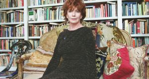 Edna O'Brien photographed in her London home in 1999. Photograph: Frank Miller