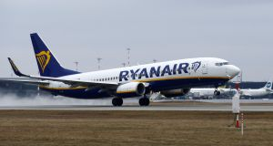 Ryanair pilots in Ireland have voted to strike over two days next week.