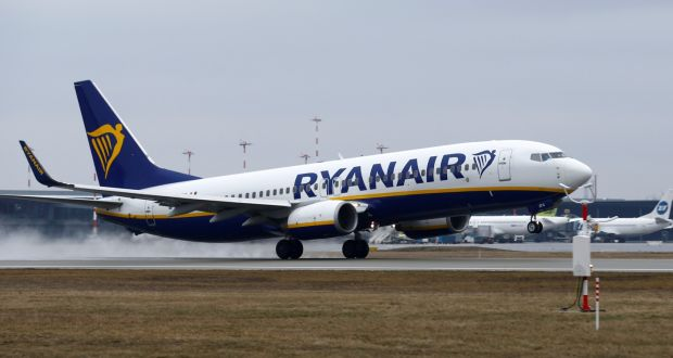 Pilots at Ryanair announce 48-hour strike from August 22nd