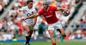 Jonathan and James Davies start for Wales against England