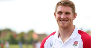 Ruaridh McConnochie to make England debut against Wales