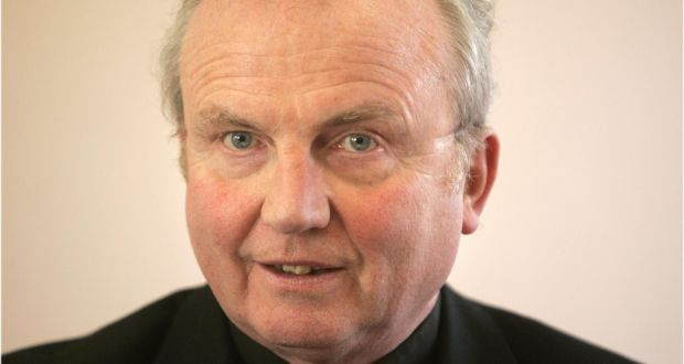 Catholic Bishop of Derry Donal McKeown spoke to Vatican Radio. Photograph: Dara Mac Dónaill.