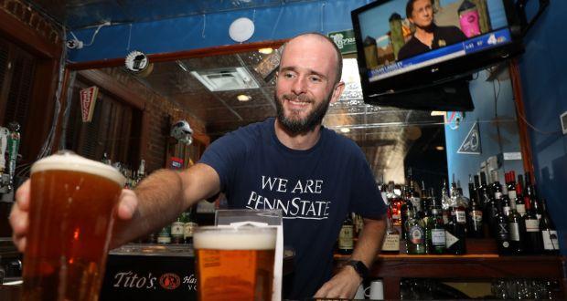hook up bars Washington DC