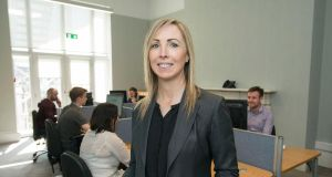 Data Protection Commissioner Helen Dixon: found that key aspects of the PSC have no basis in law. Photograph: Dave Meehan/The Irish Times