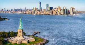 Mr Cuccinelli responded that he was 'certainly not prepared to take anything down off the Statue of Liberty'. Photograph: iStock