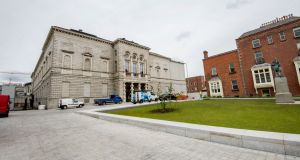 National Gallery of Ireland. Photograph: Brenda Fitzsimons