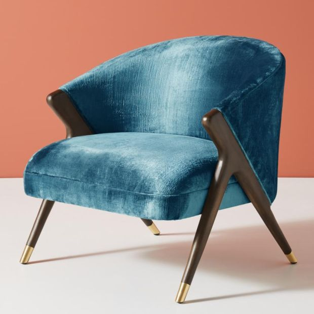 Anthropologie: the Monroe accent chair