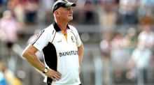 Brian Cody: The message he has communicated to 20 years  of Kilkenny hurling teams clearly travels into the deepest recesses of their brains and their souls. Photograph: Ryan Byrne/Inpho