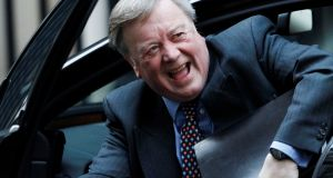 Ready to serve: Kenneth Clarke. Photograph: Luke MacGregor/File Photo/Reuters