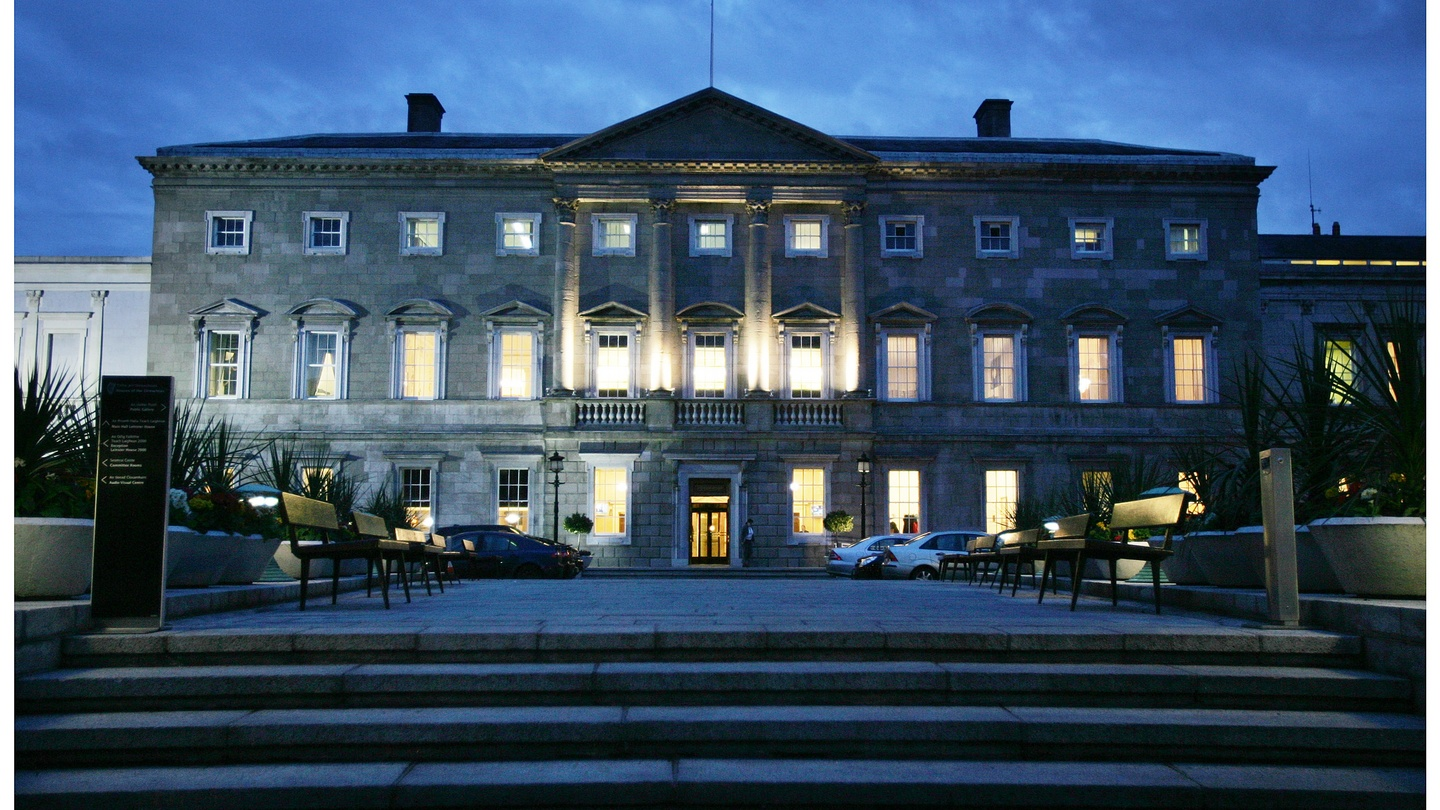 Concerns raised over access to newly restored Leinster House