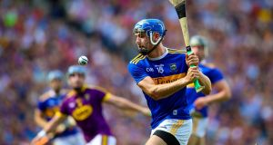 John McGrath needs to deliver in the Tipperary forward line in Sunday's All-Ireland final against Kilkenny. Photograph:  Tommy Dickson/Inpho