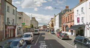 """Wicked tragedy"": 	A man in his early 50s died early on Saturday  following injuries suffered in an incident on Gladstone Street (general view above), Clonmel, at around 3pm on Friday. File photograph: Google Street View"