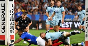Townsend admits Scotland have 'a lot of work to do' after French mauling