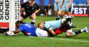 Scotland's defeat to France a World Cup wake-up call, says Ali Price