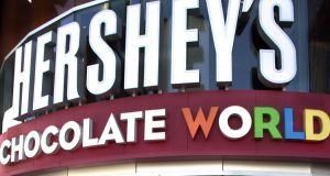 US confectionary giant Hershey has taken a significant minority stake in fast-growing Irish snack brand Fulfil