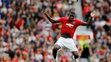Manchester United's Paul Pogba in action against Chelsea at Old Trafford on August 11th. Photograph: Phil Noble/Reuters