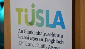 Tusla, the Child and Family Agency, lists children who are deemed to be at risk of significant harm in their homes on its child-protection notification system. Photograph: Alan Betson