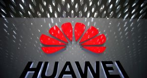 A decision is pending on whether or not the US commerce department will extend a temporary general licence for companies to do business with Huawei for 90 days. Photograph: Aly Song/Reuters
