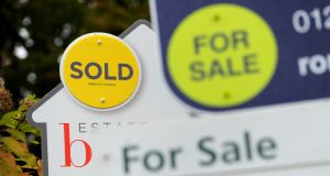 Rightmove believes the looming Brexit deadline is spurring some home-buyers into  going for the certainty of doing a deal. Photograph:  Andrew Matthews/PA Wire