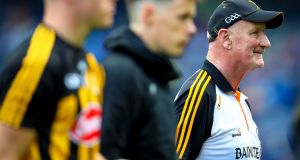 Brian Cody saw his Kilkenny side comprehensively beaten by Tipperary. Photograph: Tommy Dickson/Inpho