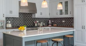 A kitchen is a big investment, and one many people spend a lot of time and energy choosing. So it's completely understandable you might like to give it a makeover rather than replace it