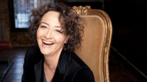 Contralto and conductor Nathalie Stutzmann: well-known to Irish audiences as the principal guest conductor of the RTÉ National Symphony Orchestra.