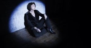Contralto and conductor Nathalie Stutzmann: her Bach singing was finely focused and powerfully suggestive.