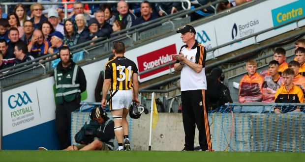 Brian Cody: to scapegoat Richie Hogan would be 'outrageous'