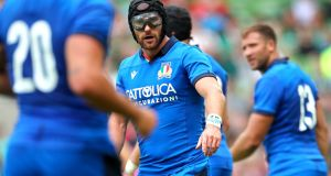 Ian McKinley misses out in numbers game as Italy name World Cup squad