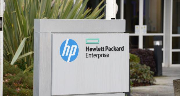 Hewlett Packard Enterprise's Irish unit made loss of €16m