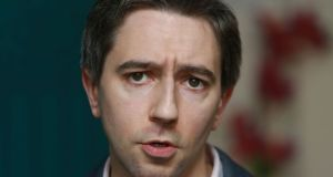 Minister for Health Simon Harris said the rehabilitative training allowance was being discontinued to eliminate inequities in access to training places for people with disabilities. Photograph: Nick Bradshaw