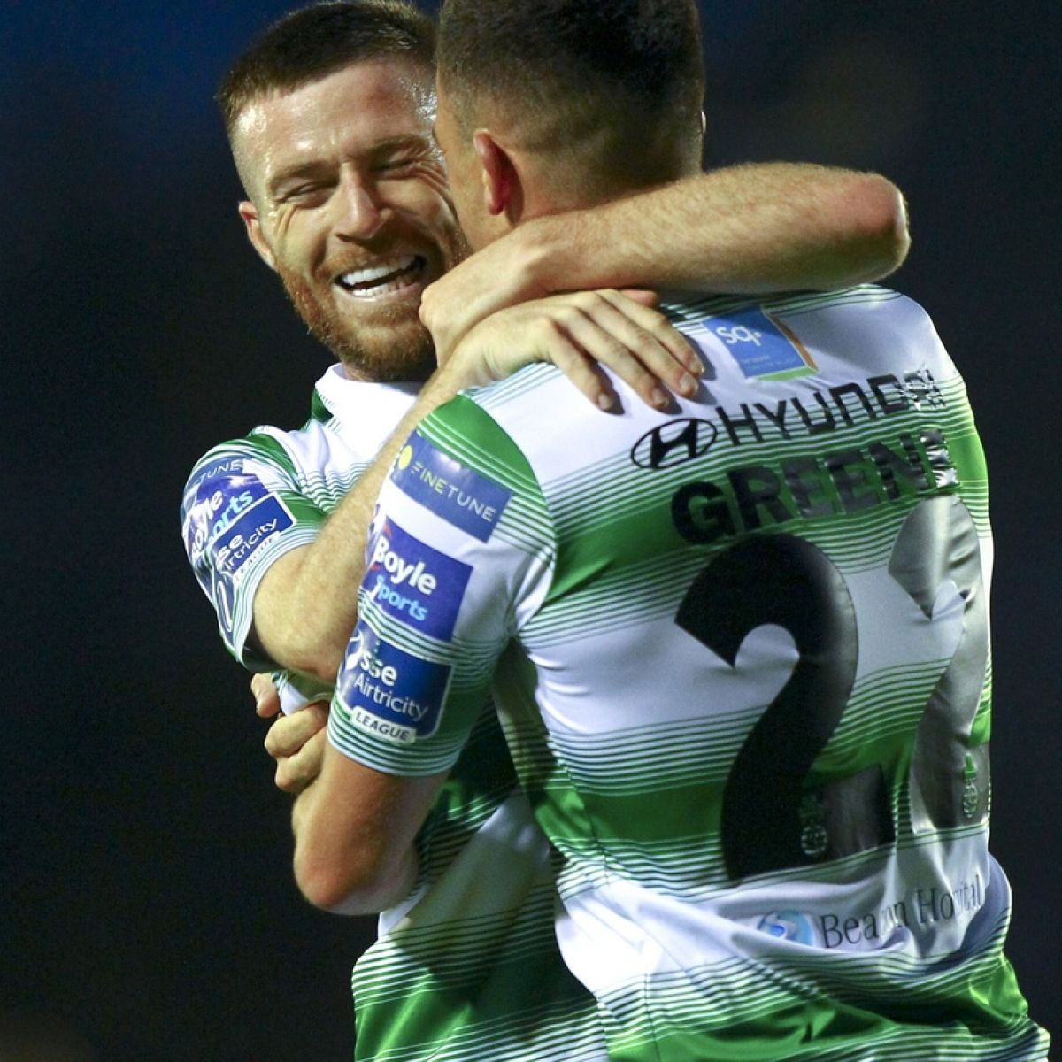 Bea Cummins shamrock rovers fasten grip on second with waterford rout