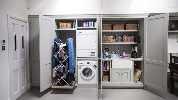 Clean design: nine ideas for a home laundry on home nursery, home activities, home garden,