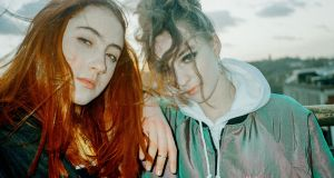 Let's Eat Grandma: 'Friendship always comes first, before any band stuff'. Photograph: Charlotte Patmore