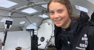 Greta Thunberg's voyage is admirable but not practical