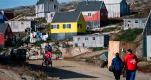 The Irish Times view on Donald Trump and Greenland: diversionary tactics