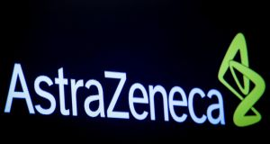 AstraZeneca's Neptune trial failed to extend the lives of patients with advanced non-small cell lung cancer (NSCLC) and high levels of gene mutations. File photograph: Brendan McDermid/Reuters