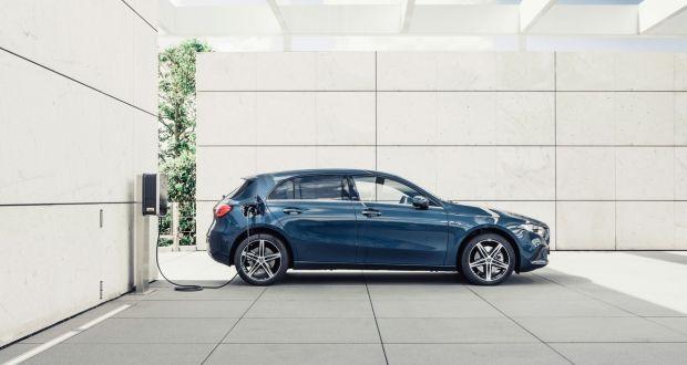 Mercedes launches EQV electric MPV and a plugin A-Class
