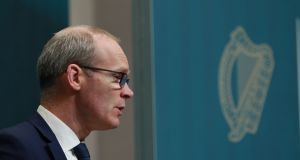 Ireland is 'not hiding' from discussing Brexit but cannot do 'a side deal' with the UK to end the uncertainty surrounding its departure from the EU, Tánaiste Simon Coveney has said. Photograph: Nick Bradshaw/The Irish Times.