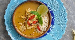 Goan Fish Curry takes  15 minutes to make