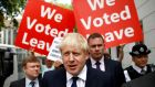 "UK prime minister Boris Johnson. The new UK government's approach ""suggests that we are more likely to witness further attempts to avoid the tough decisions"" on Brexit. Photograph: Henry Nicholls/Reuters"