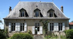 Take5: this Haut-Vienne smallholding includes this main house, a two-bedroom gite, a swimming pool, outhouses and a vegetable garden