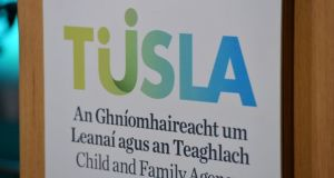 Tusla said it wished to reassure the public 'where a child is at immediate risk, they receive an immediate and protective response'. Photograph: Alan Betson